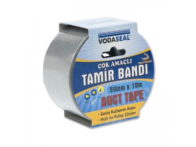 Vodabond Duct Tape Tamir Bandı 50*10 Mt Gri
