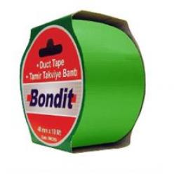 Bondit Bnc198 Yeşil Tamir Bandı 48mm*10mt