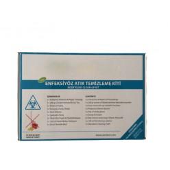 Enfeksiyöz Atık Temizleme Kiti Body Fluıd Spıll Kit