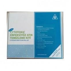 Cytotoxıc Enfeksiyöz Atık Temizleme Kiti
