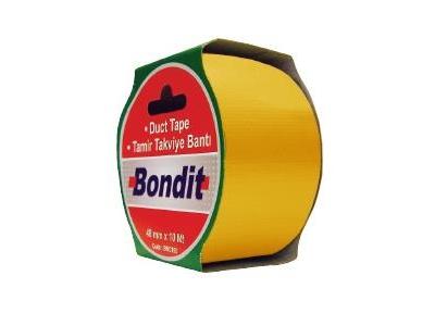 Bondit Bnc197 Sarı Tamir  Bandı 48mm*10mt