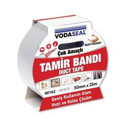 Vodaseal Tamir Bandı 50mm*25Mt Beyaz
